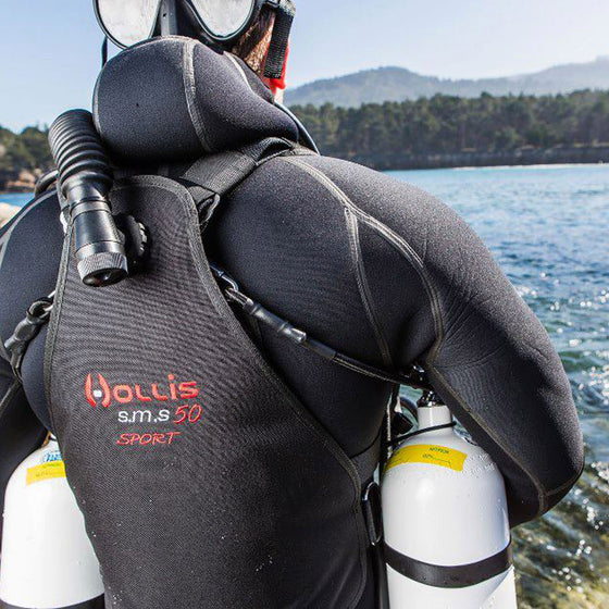 try sidemount diving