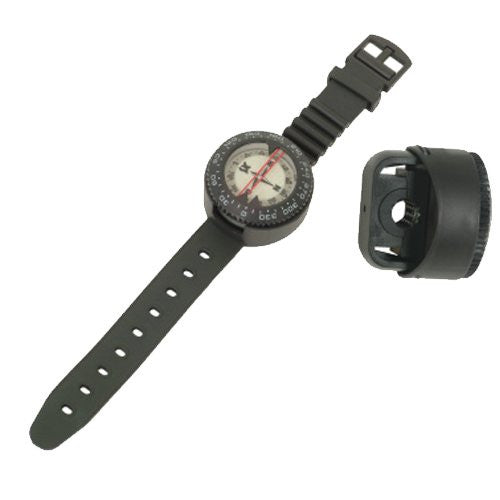 XS Scuba Wrist Compass with Hose Mount