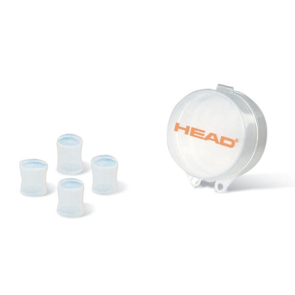 Head Silicone Ear Plugs