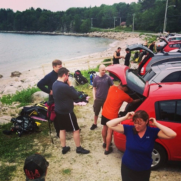 PADI Open Water Scuba Diver -Group Training-