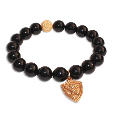 WIZARDLY Onyx Bracelet at Wizardly.com