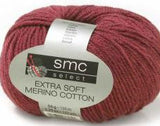 SMC - Extra Soft Merino Cotton
