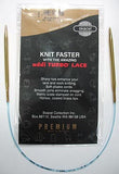 Addi Turbo Lace - Circulars 2.00 - 3.00mm