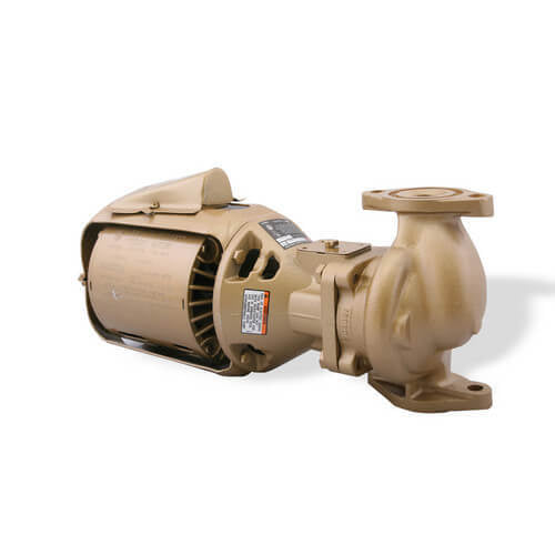 Bell & Gossett Circulator Pump, Series 100, Bronze