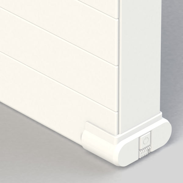 "Myson Finesse Electric Radiator - 20"" Ht."