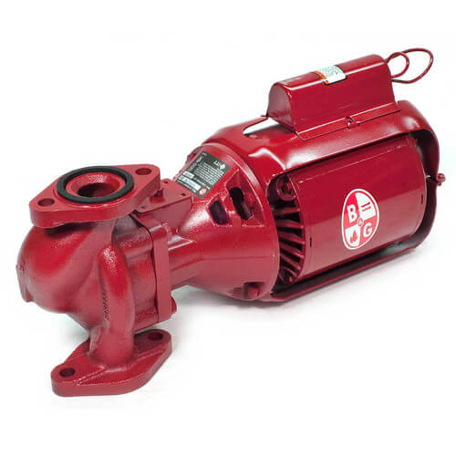 Bell & Gossett Series 100, 1/12 HP, Circulator Pump