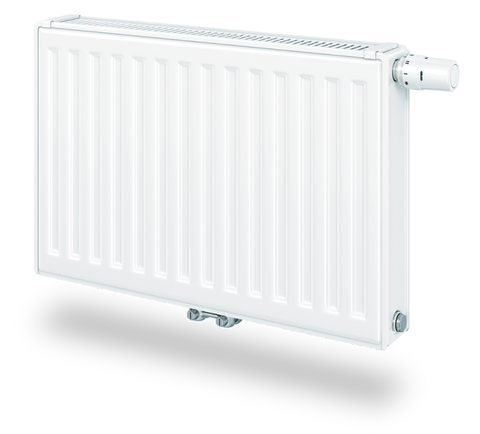 T6 Type 22 Hot Water Radiator - Ht. 16""