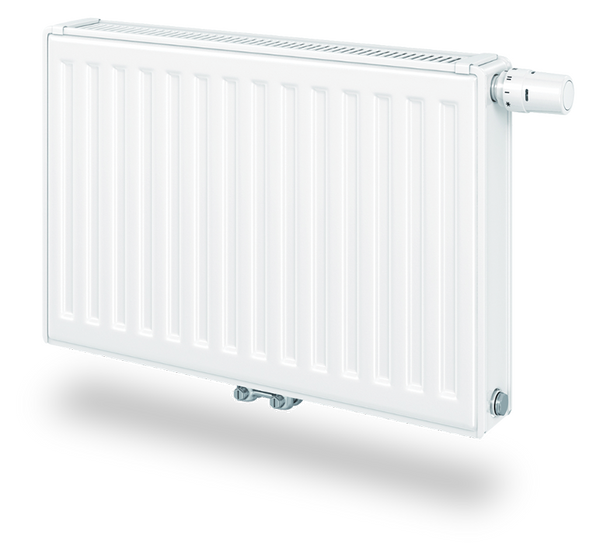 T6 Type 22 Hot Water Radiator - Ht. 12""
