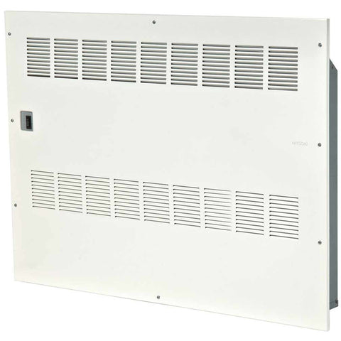 Whispa III RCU - 12000 Fan Convector