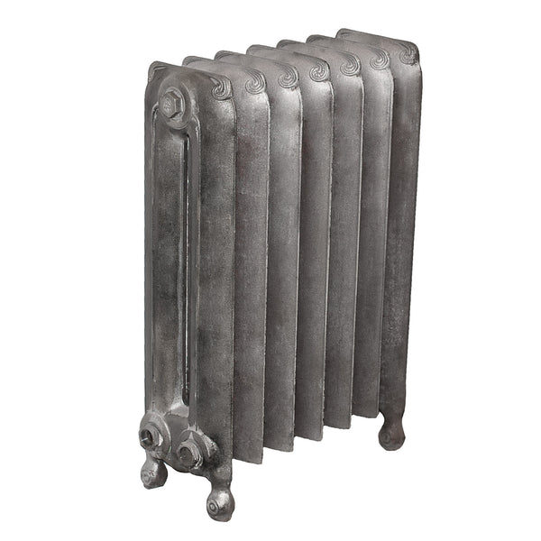 Old Style 2 Column Radiator with Floral Ears - Ht. 26""