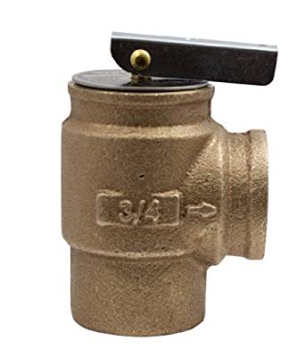 Conbraco Hot Water Relief Valve