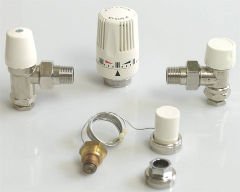Closed Coupled TRV Kit for LST Radiators