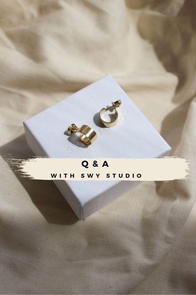 Q&A: A simple guide to jewelry materials and how to care for silver, gold and gold vermeil jewelry