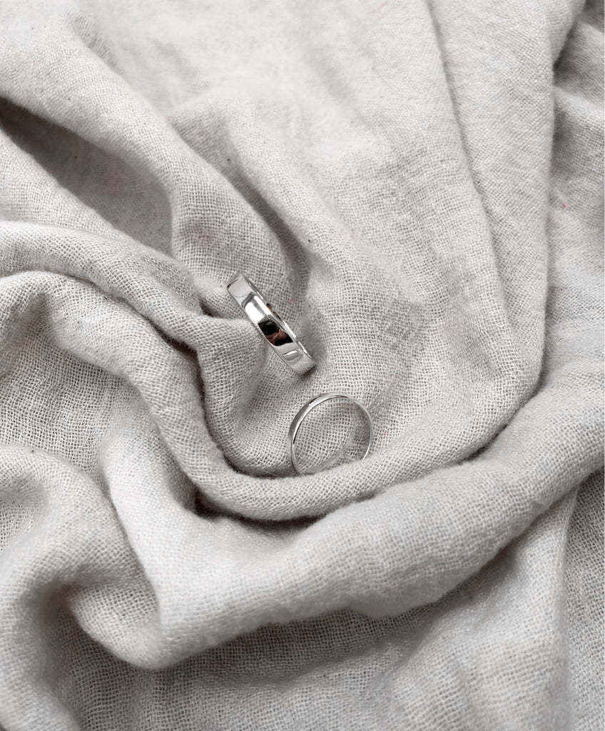 CUSTOM MADE WEDDING RINGS HANDCRAFTED BY SWY STUDIO  IN COPENHAGEN