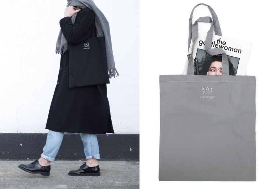 SWY studio tote bag stillwithyou