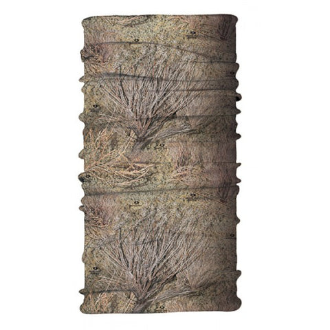 Brush Mossy Oak High UV Buff Headgear - Carrie's Closet