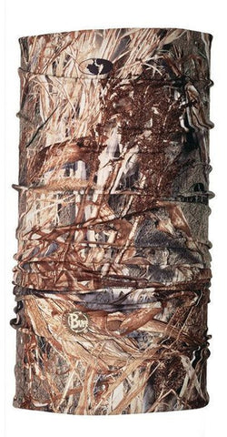 Duck Blind Mossy Oak High UV Buff Headgear - Carrie's Closet