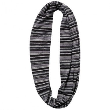 Black stripes Infinity 100% Organic Cotton Infinity BUFF Headgear - Carrie's Closet