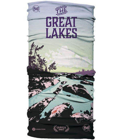 Canada The Great Lakes Buff Original