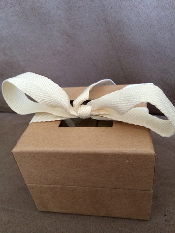 Four 100% Beeswax Candles in Gift Box - Carrie's Closet  - 1