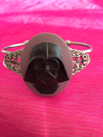 Darth Vader Cuff Bracelet - Carrie's Closet