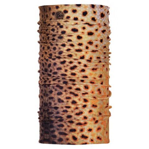 Brown Trout Angler High UV Buff Headgear