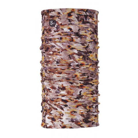 Camu Fish Brown Angler High UV Buff Headgear - Carrie's Closet  - 1