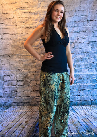 Baggy Camouflage Jogging Pants - Carrie's Closet