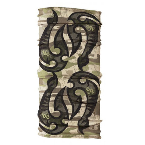 Bug Slinger Maori Hook Angler High UV Buff Headgear - Carrie's Closet  - 1