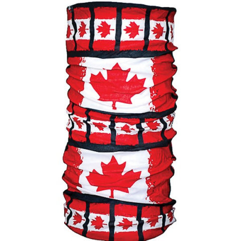 Canada Flag Buff Original - Carrie's Closet