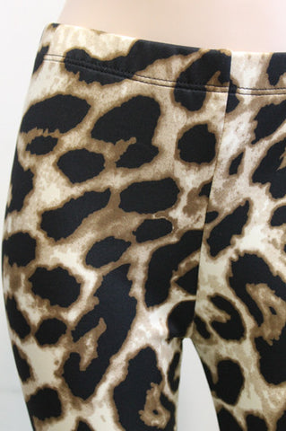 KIDS animal print girls leggings children - Carrie's Closet