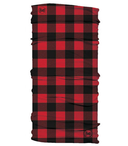Canada Red Plaid Buff Original
