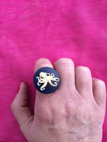 octopus ring - Carrie's Closet