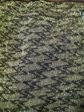 Gold Sweater Leggings - Carrie's Closet