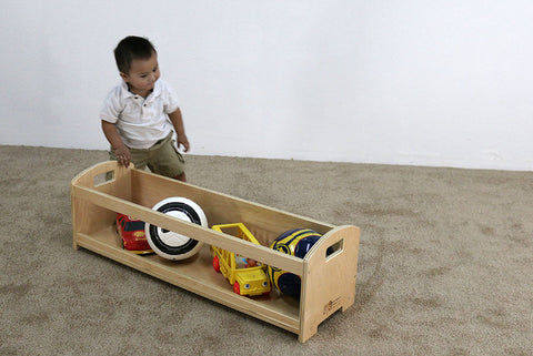 Toddler's Ball Caddy