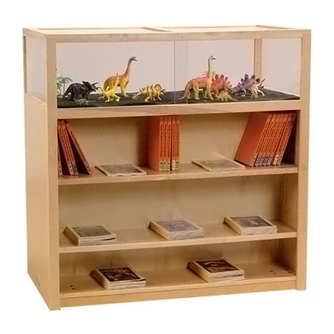 Mobile Classroom Storage Display