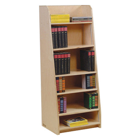 Adjustable Shelf End Case