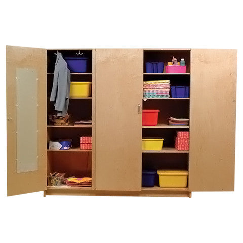 Deluxe Teacher's Storage Cabinet
