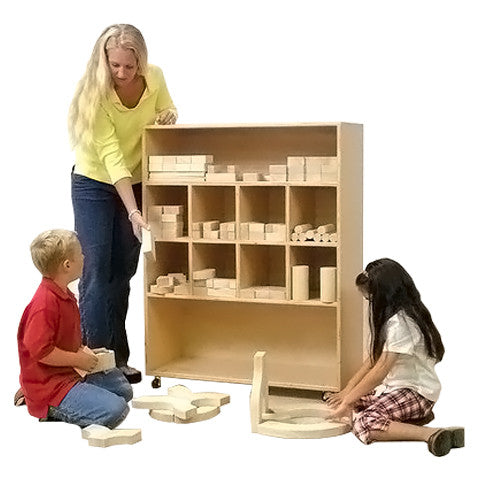 Mobile Block/ Toy Storage