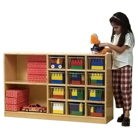 Cubby Combo Storage Unit