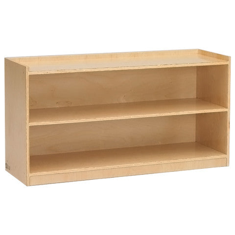 Montessori 2 Tier Shelf