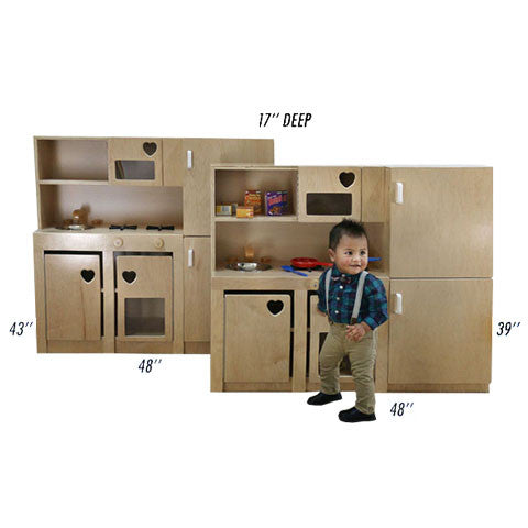 7 Way Kitchenette Combo