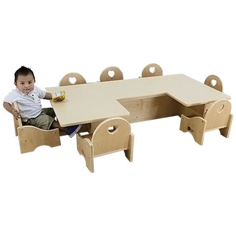 Infant & Toddler Feeding Table