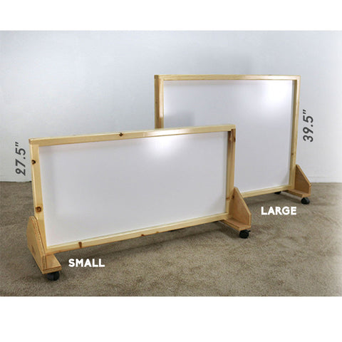 Roll Whiteboard Divider
