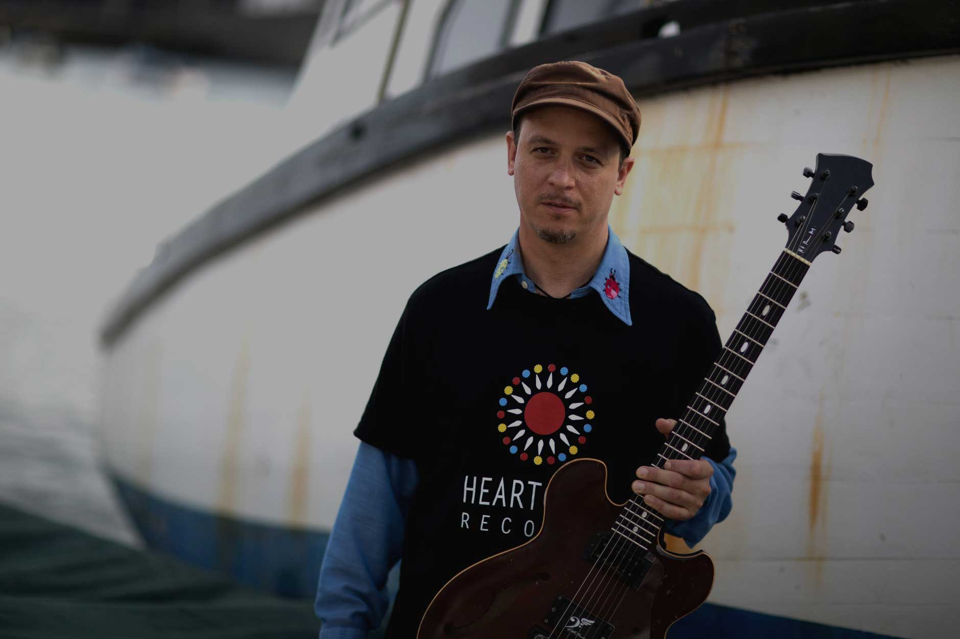 Kurt Rosenwinkel | Banjo Studio Podcast Episode 3