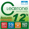 Cleartone Phosphor-Bronze Light Acoustic Guitar Strings 12-53