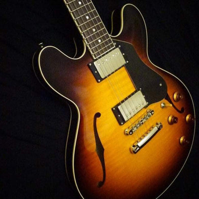 Collings i35 LC Tobacco Sunburst Electric Guitar