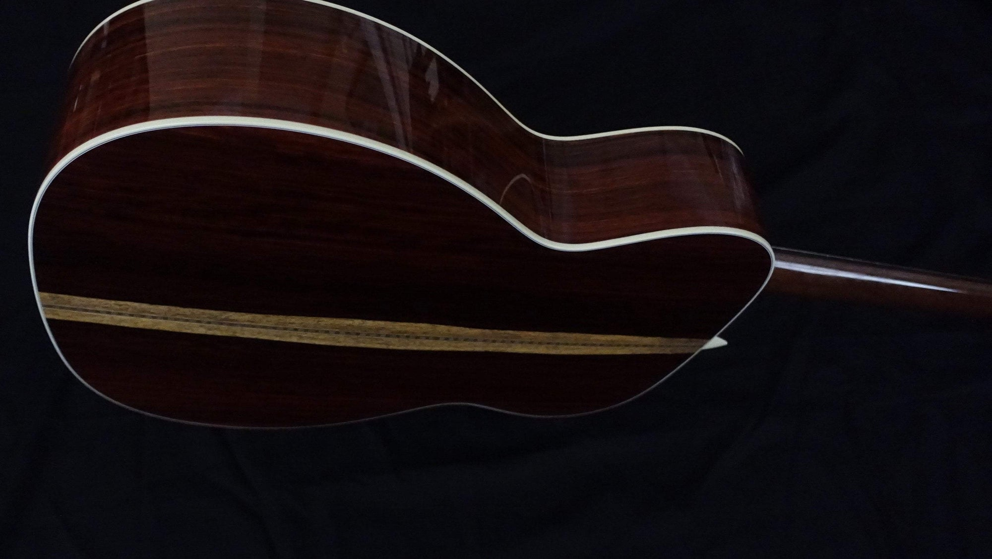 Collings OM2H Cocobolo with Torrefied Sitka Spruce Top Guitar