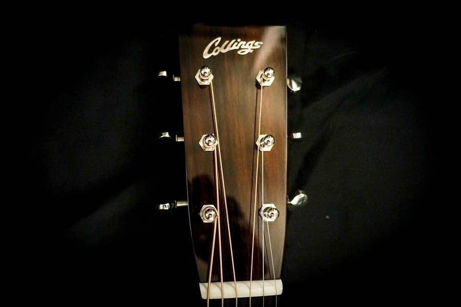 Collings OM2H Guitar with Torrefied Top - Banjo Studio  - 1