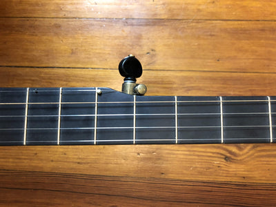 Custom Pisgah Cherry Rambler Dobson 5-String Banjo Custom